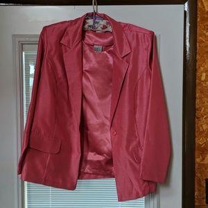 Sleeveless shirt /jacket